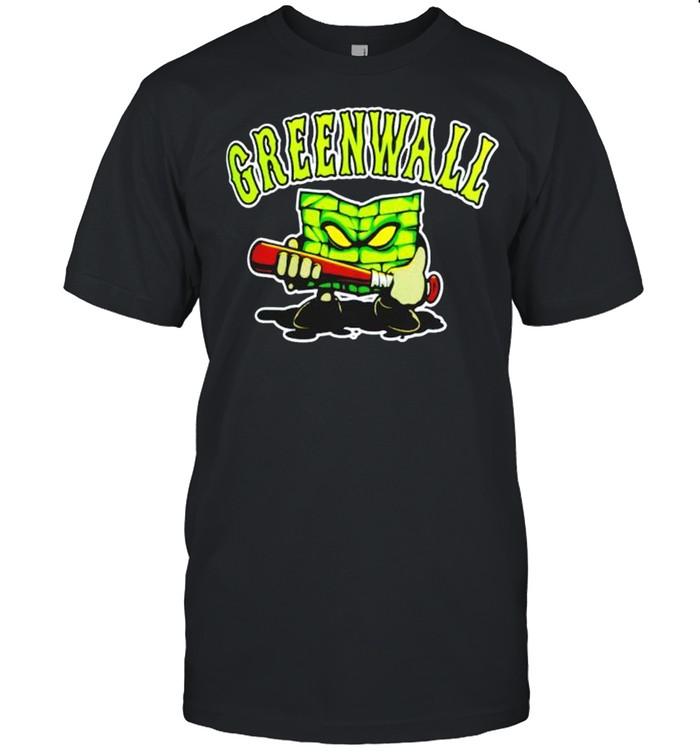 Optic Gaming Green Wall shirt Classic Men's T-shirt