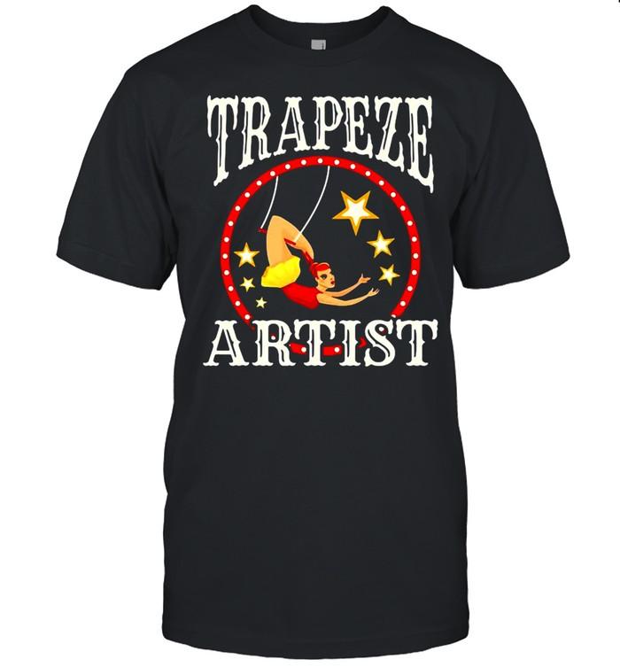 Trapeze Artist Costume T-shirt Classic Men's T-shirt