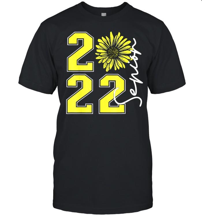 Class of 2022 Sunflower Seniors Graduation 2022 shirt Classic Men's T-shirt