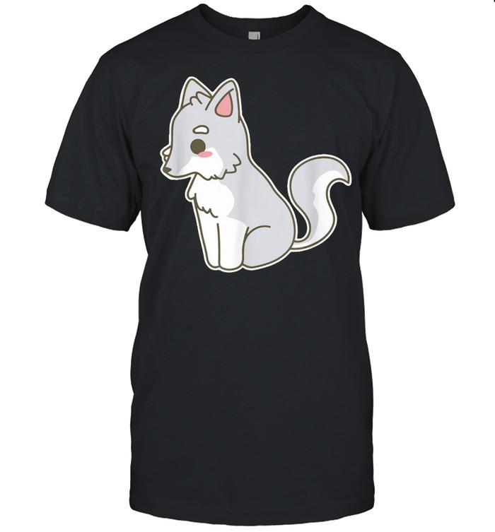 Kawaii Coyote shirt Classic Men's T-shirt
