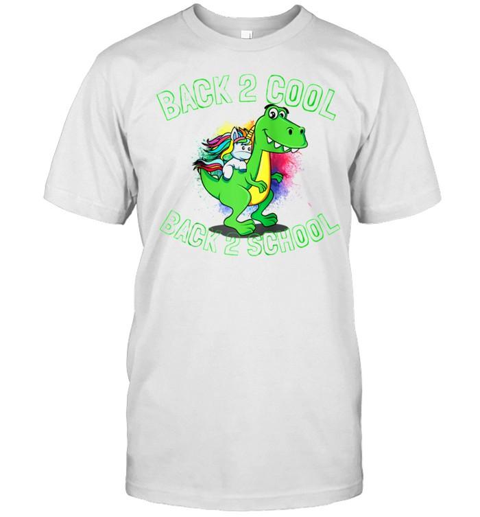Back 2 Cool Back 2 School shirt Classic Men's T-shirt