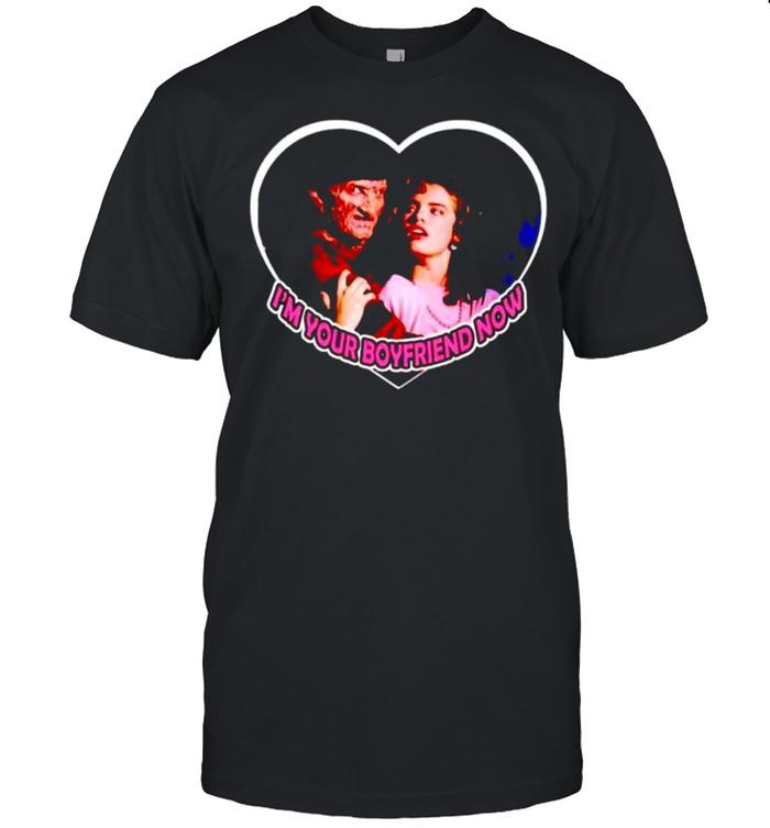 Freddy Krueger I'm your boy friend now shirt Classic Men's T-shirt