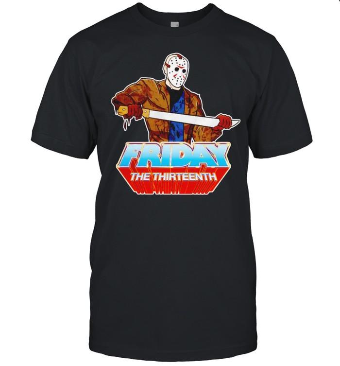 Jason Voorhees friday the thirteenth shirt Classic Men's T-shirt