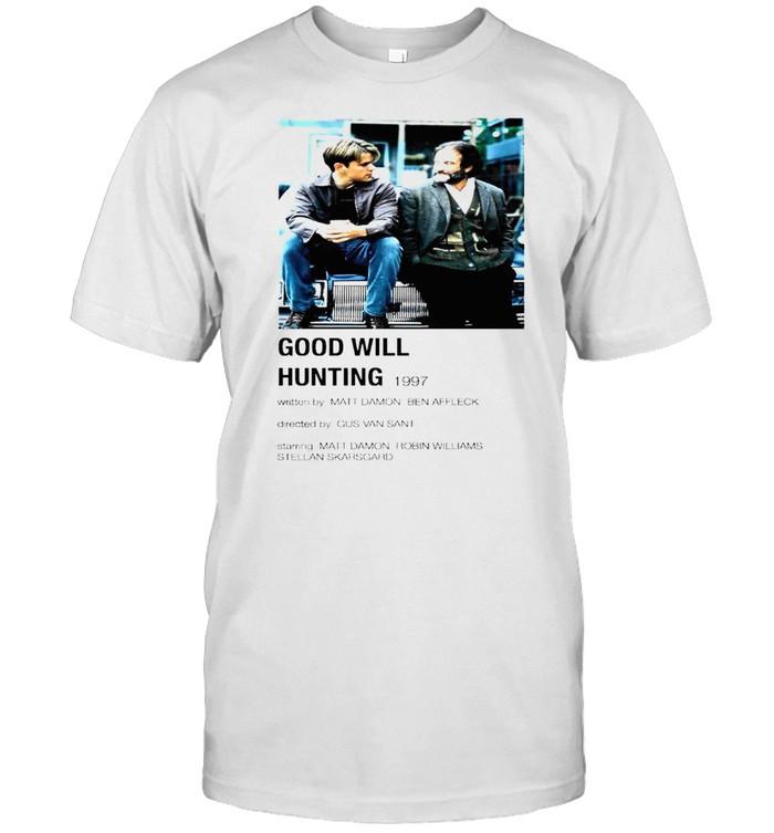 Good will hunting 1997 shirt Classic Men's