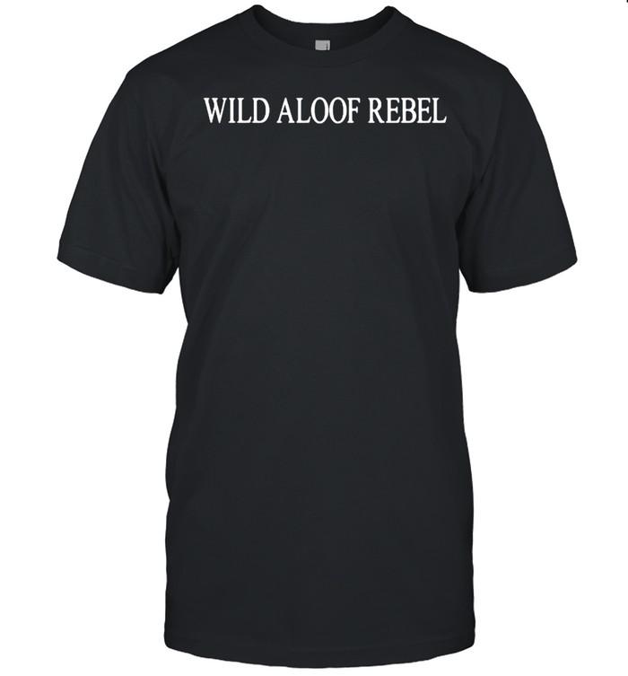 Wild aloof rebel shirt Classic Men's T-shirt