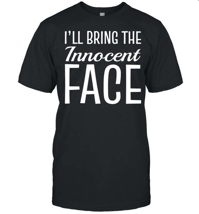 Innocent face Innocent and Naive shirt Classic Men's T-shirt