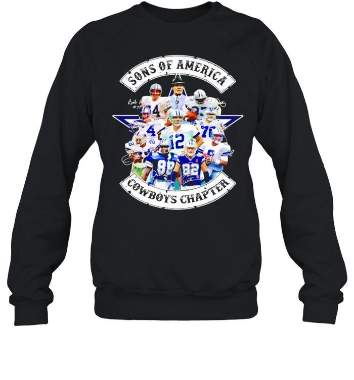 sons of america cowboys chapter shirt unisex sweatshirt