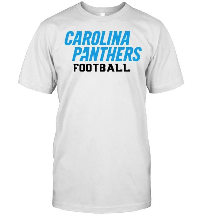 Carolina Panthers football shirt Classic Men's T-shirt
