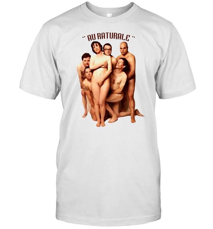 Alanis Morissette Au Naturale T-shirt Classic Men's T-shirt