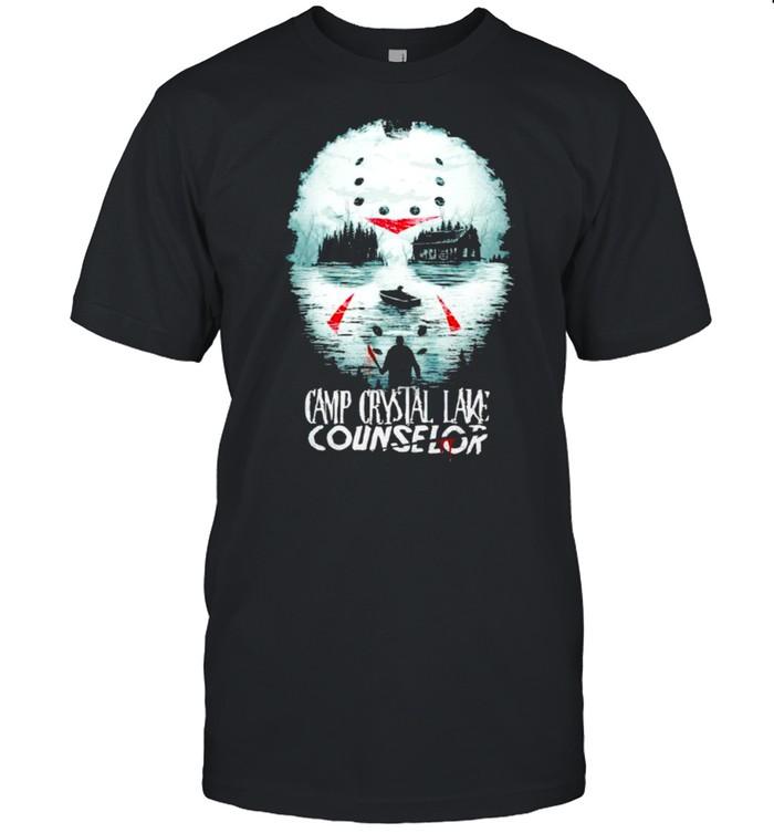 Jason Voorhees camp crystal lake counselor shirt Classic Men's T-shirt