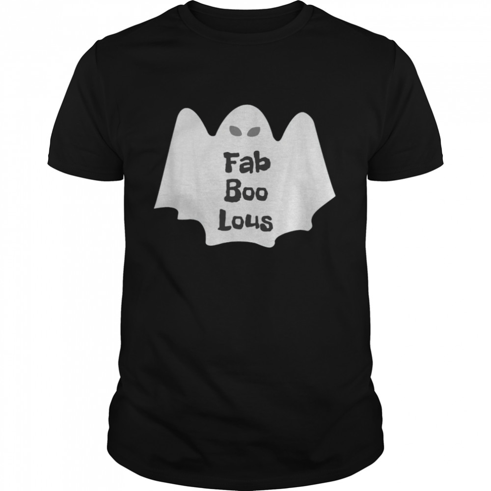 Fab Boo Lous Ghost 2021 shirt