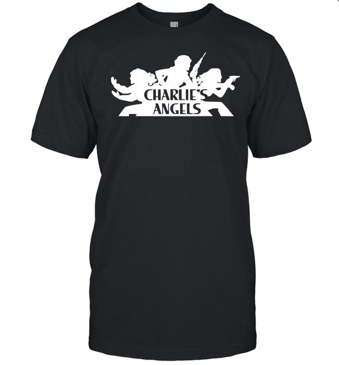 Charlie Angels Logo shirt