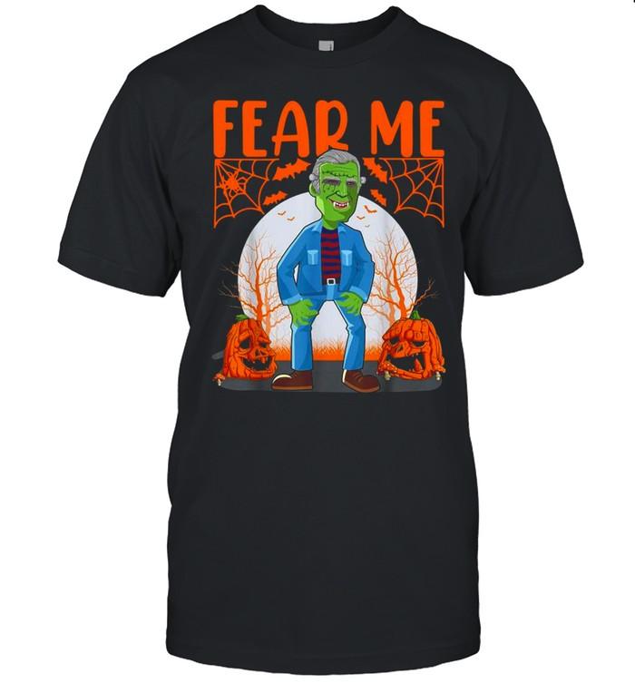 Biden Vampire Halloween Fear Me Shirt