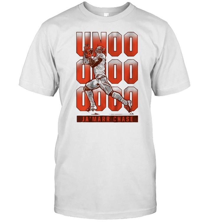 Joe Burrow Ja'marr Chase Unoooooooooo shirt