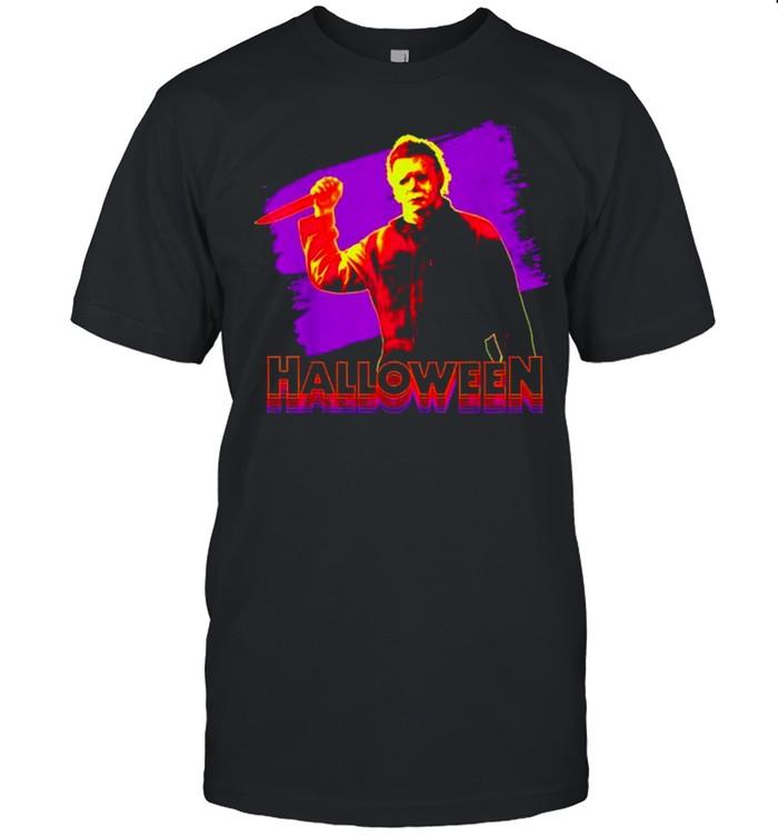 Michael Myers Horror character Halloween shirt