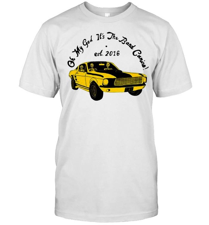 the band camino merch omg its the band camino shirt