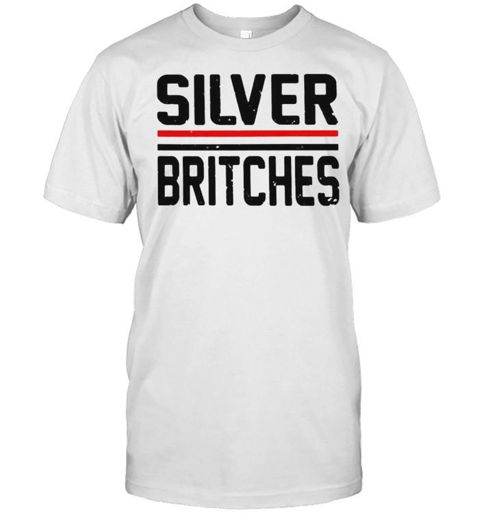 Silver britches shirt