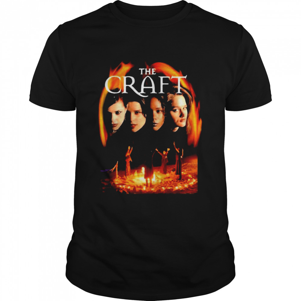 The Craft Teen Witches Movie T-shirt Classic Men's T-shirt