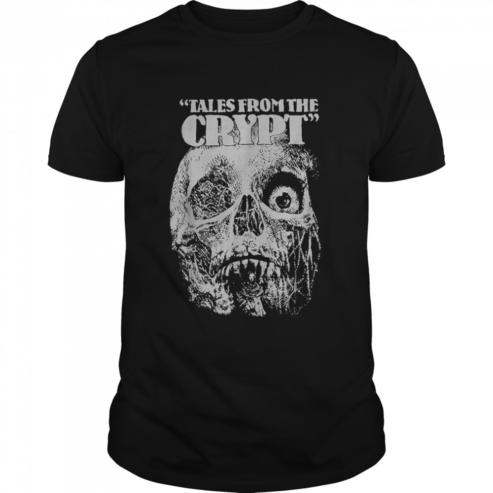 Tales From Crypt Skull Classic Shirt
