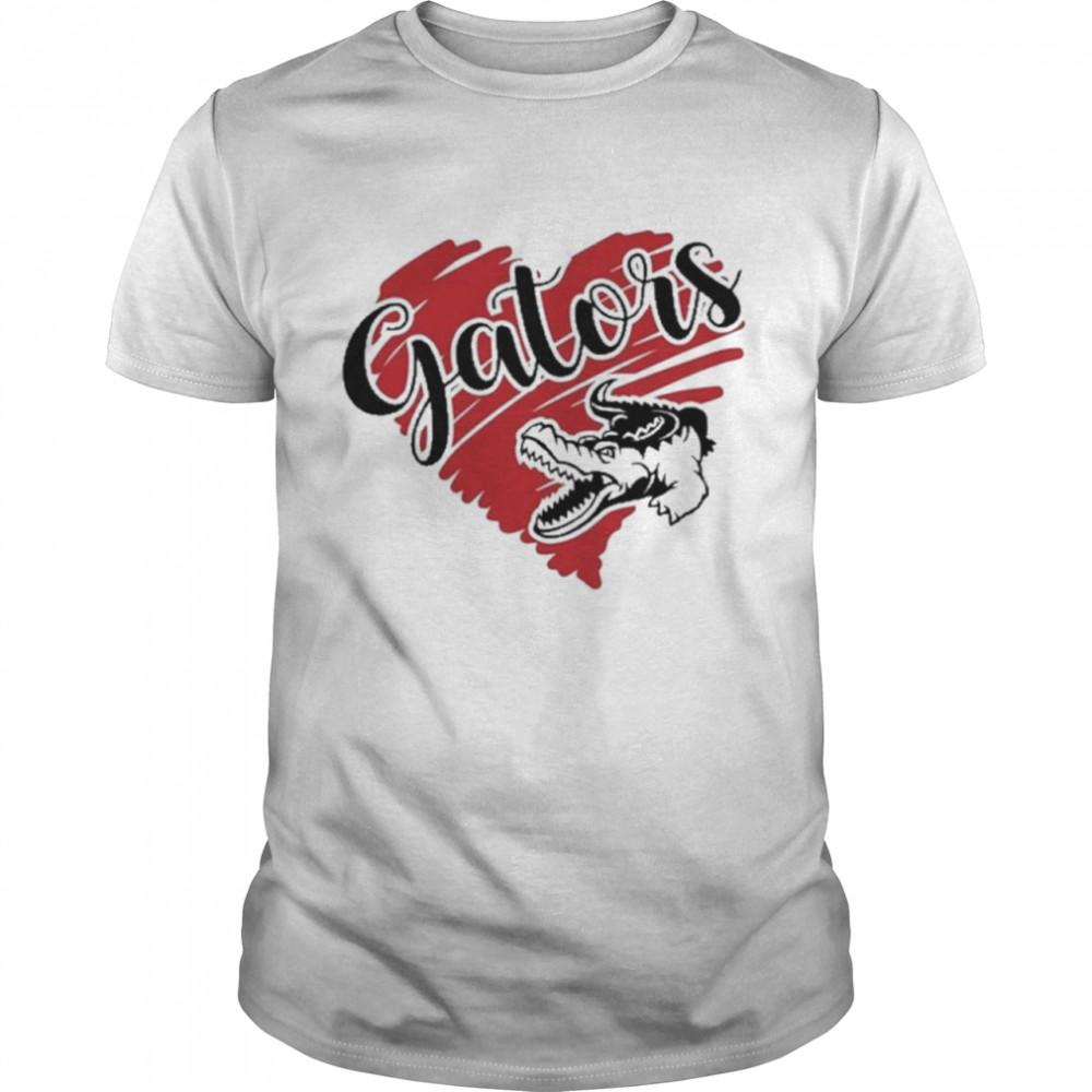Gators football soccer baseball volleyball shirt
